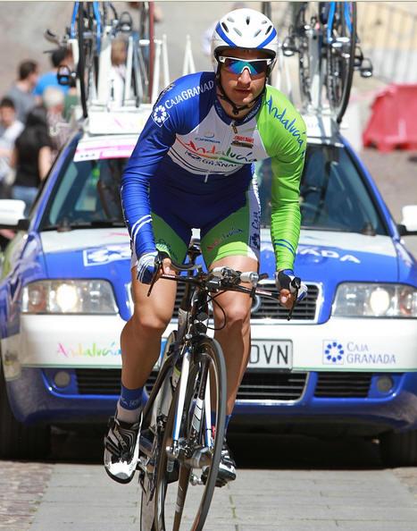 entrenador ciclista profesional